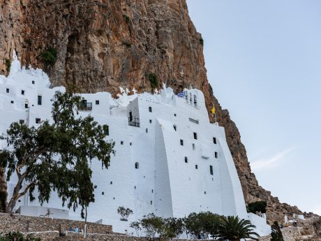 amorgos monastere